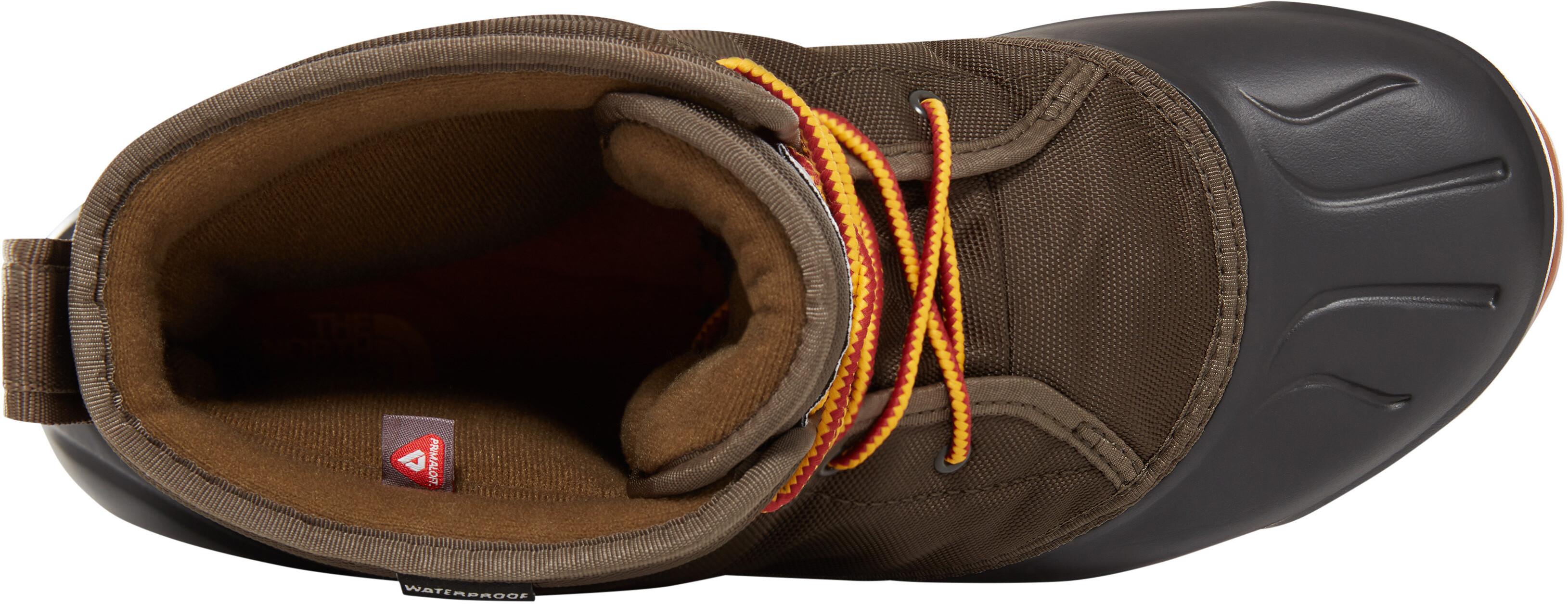 61cf06c6f8 The North Face Tsumoru Boots Men tarmac green/tnf black at Addnature ...